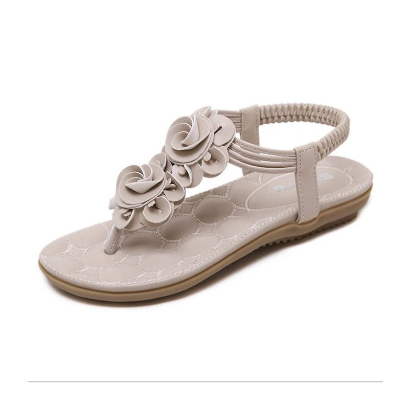 319f412e3dd POPULAR Women Shoes Bohemia Style Ankle-strap Flip Flops Summer Flat Shoes  Woman Ladies Shoes Women Sandals Sandalias Mujer