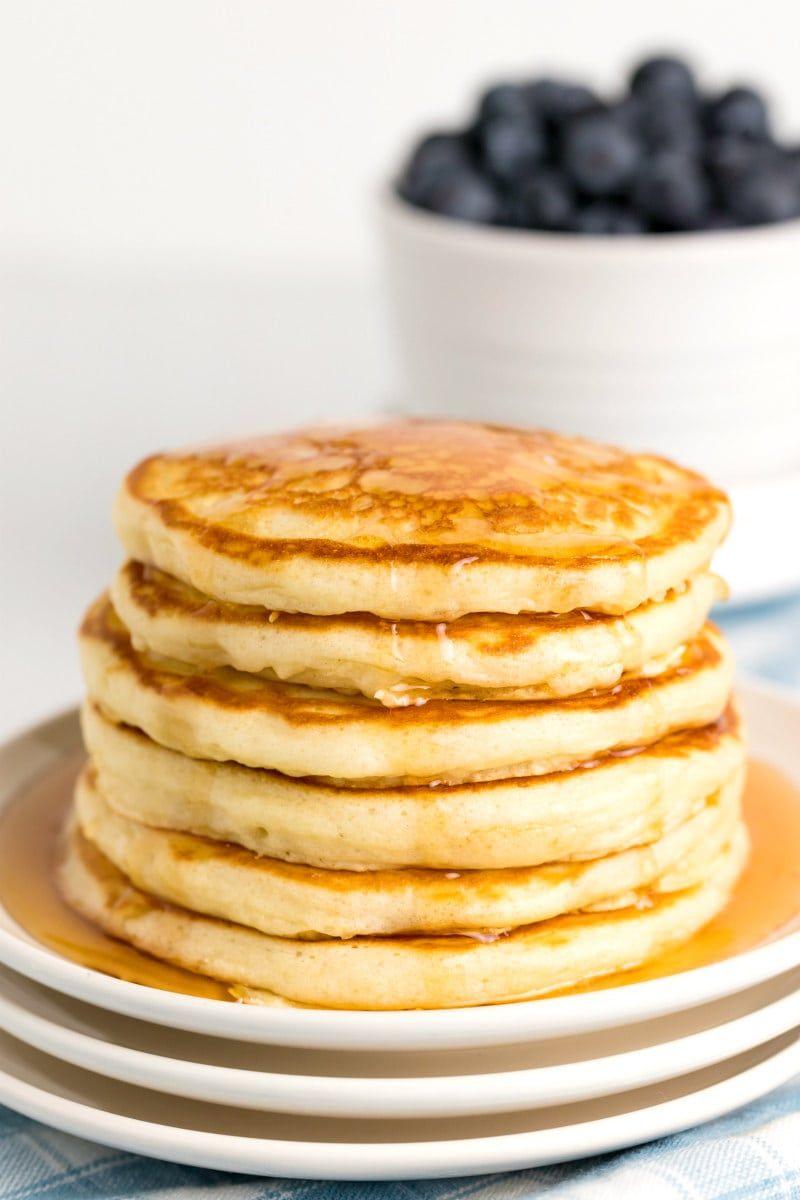 Buttermilk Pancakes Recipe In 2020 Buttermilk Pancakes Recipes Pancake Recipe Buttermilk