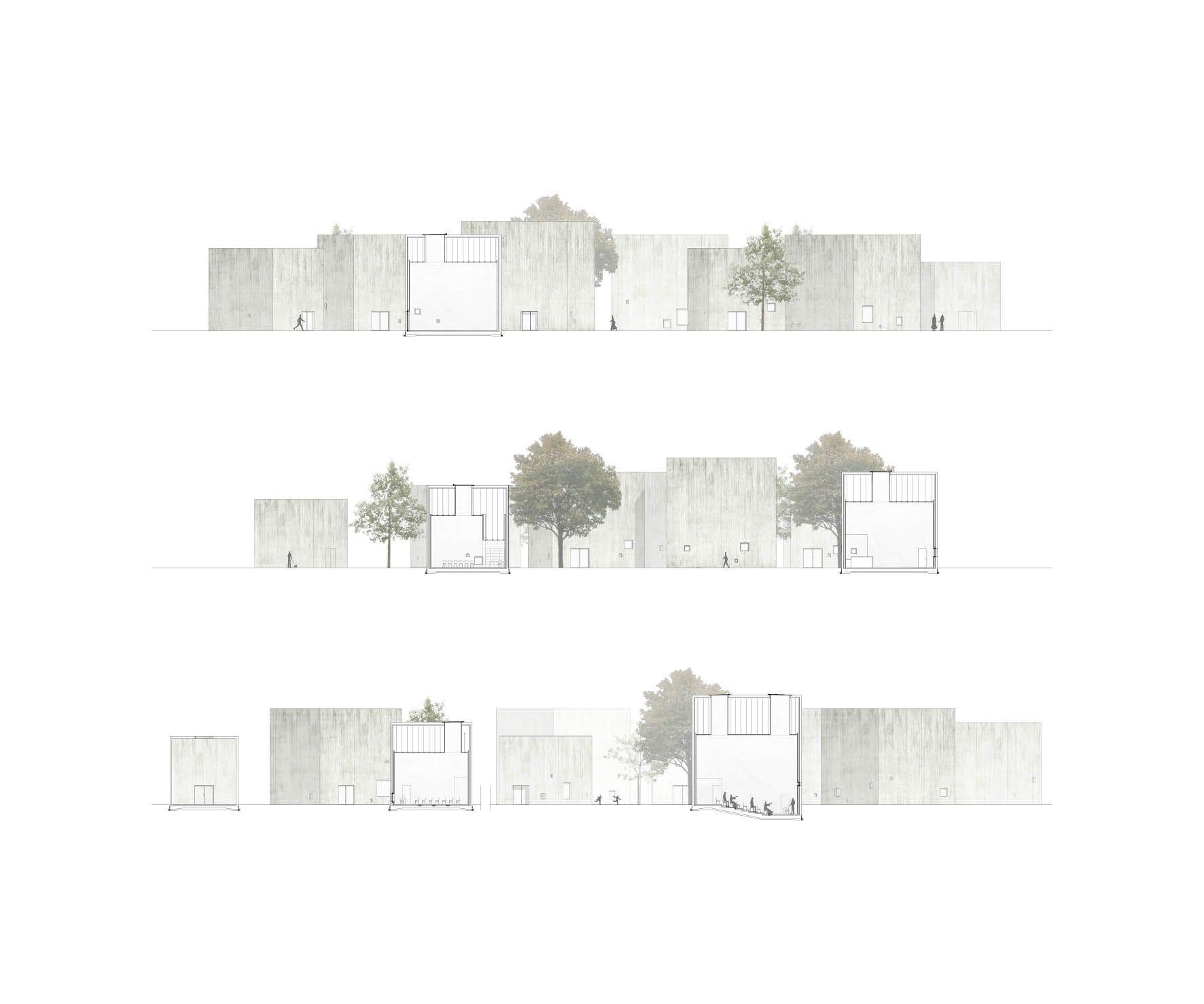 Ljubljana's Cultural Center - Fala Atelier