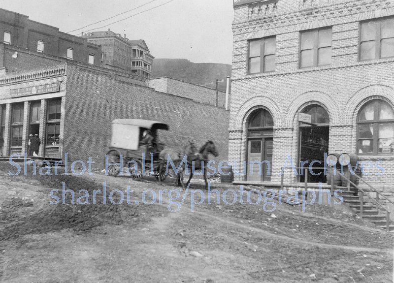 View on Main Street in Jerome AZ Postcard | eBay