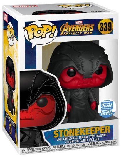 Figurine Pop Avengers : Infinity War [Marvel] #339 pas chère : Stonekeeper