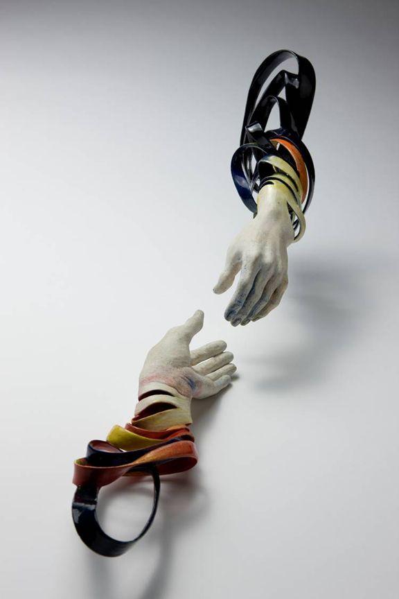 2007 2012 Ceramic Sculpture Ceramic Sculpture Hand Sculpture Sculptures