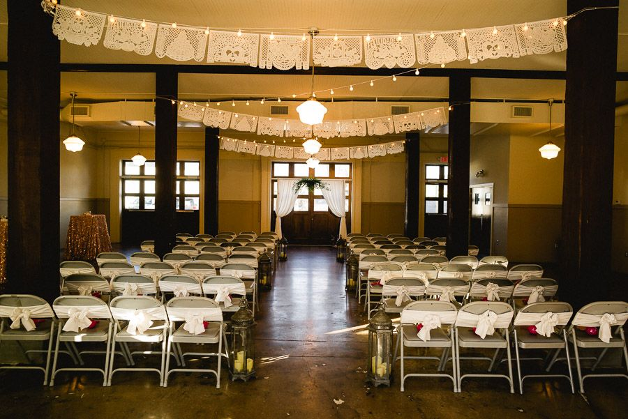 Houton Heights Fire Station Wedding Ceremony