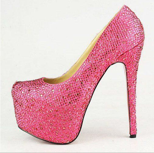 1000  images about High Heels on Pinterest | Wedding pumps