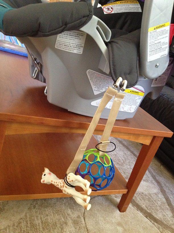 Diy Toy Clips Toy Clip Diy Baby Stroller Diy Toys