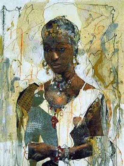 marta gottfried tranquility african art