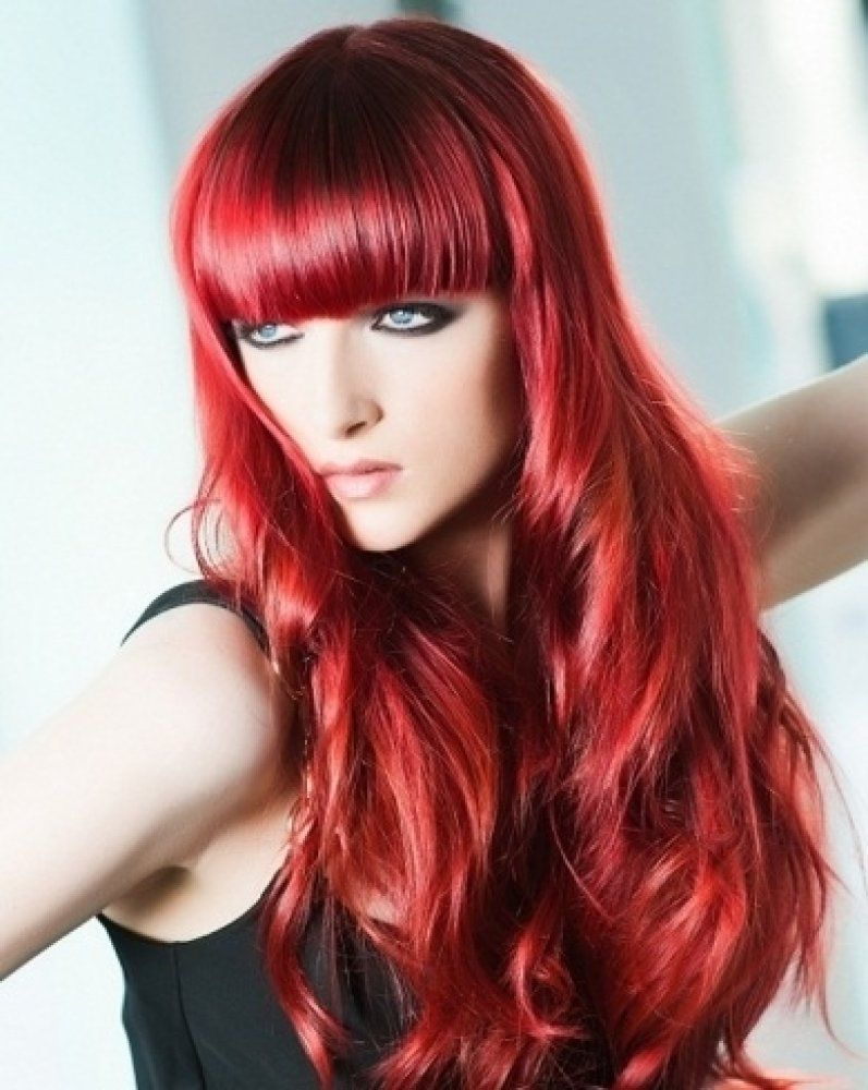 Red Hairstyles Ideas Every Girl Should Try Once Red Hairstyles