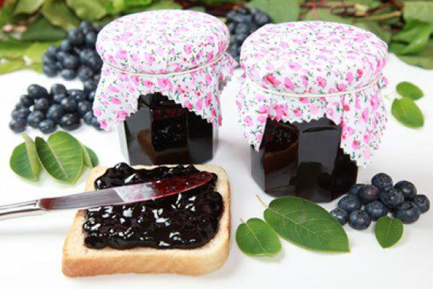 heidelbeermarmelade rezept fr hst ck marmelade konfit re und heidelbeeren. Black Bedroom Furniture Sets. Home Design Ideas