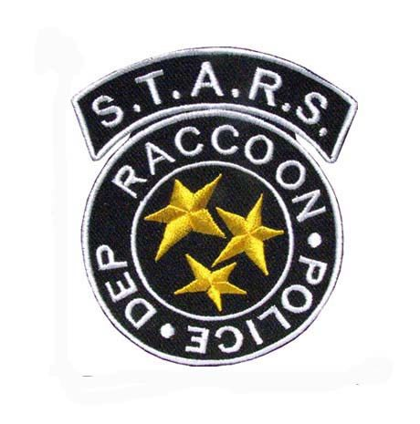 S T A R S Raccoon City Police Resident Evil Patch Badge Resident Evil Custom Embroidered Patches Arts And Crafts Supplies