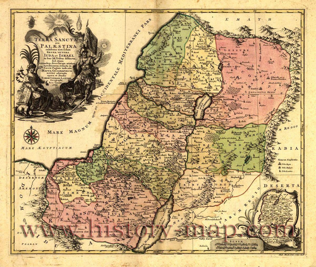 Holy Land   maps   Pinterest