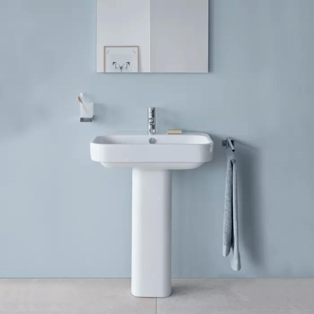 10 Easy Pieces Modern Pedestal Sinks Modern Pedestal Sink