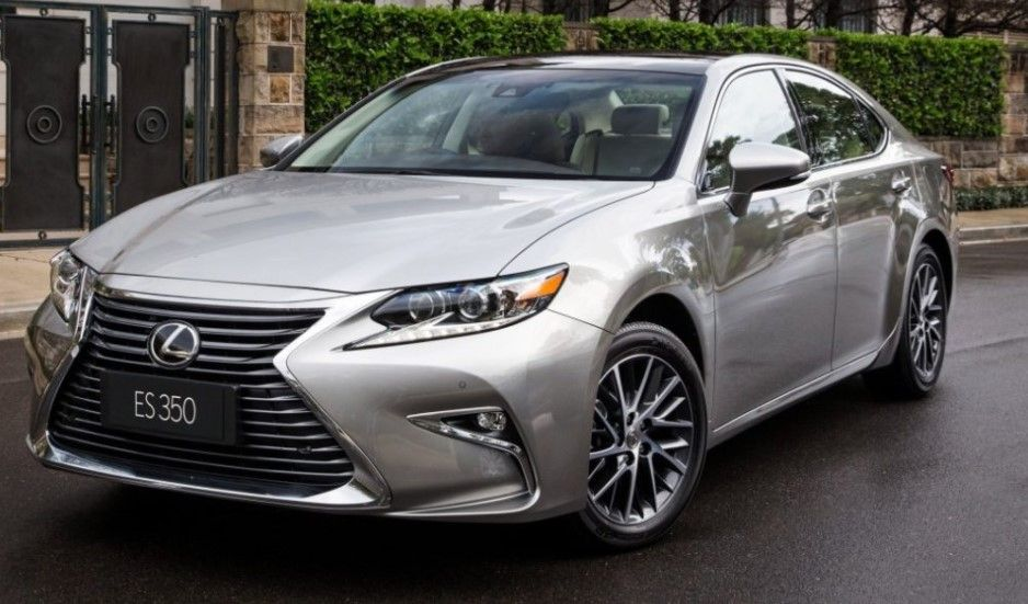 2018 Lexus ES 350 Design Body, Engine, Price & Competiton