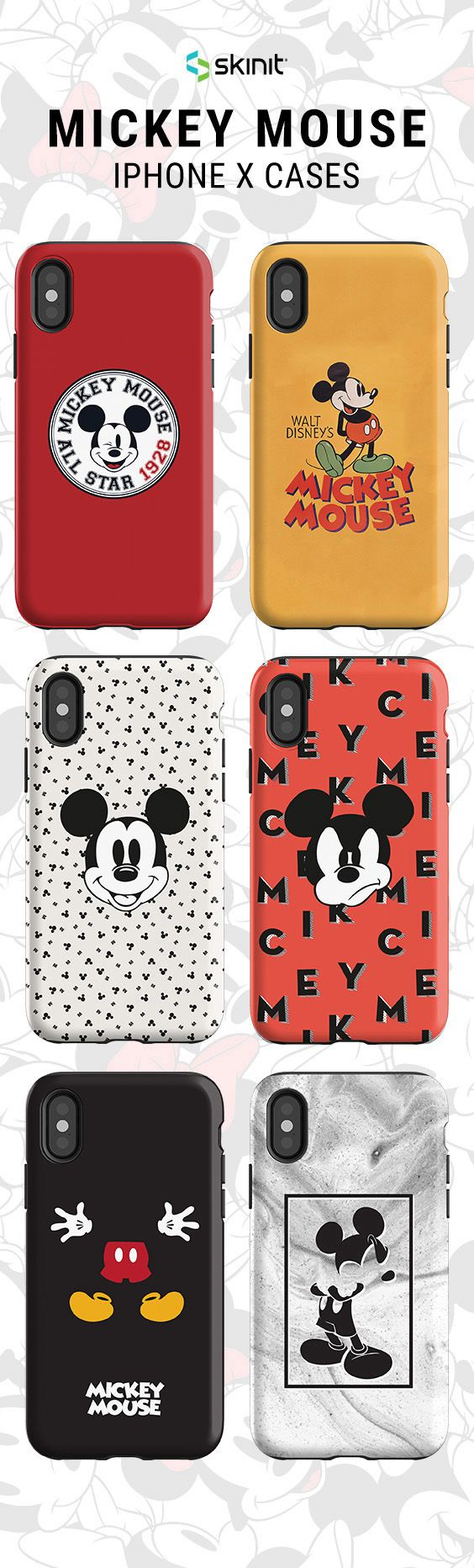huge selection of 39cf2 4f4b8 Mickey Mouse Iphone X Case | AllBoard.tk - HOT Popular Items