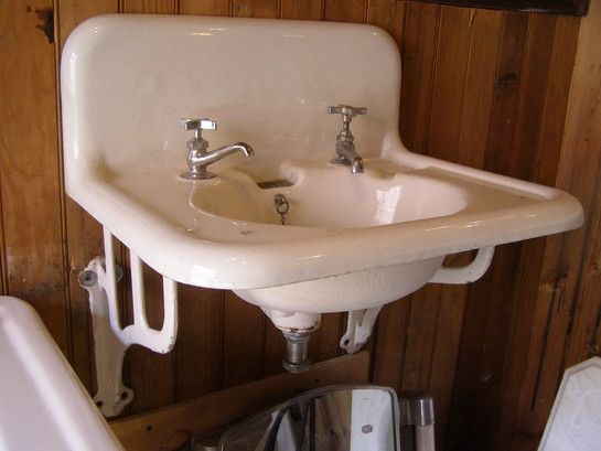 Antique Bathroom Sinks Love This But Mounted On Top Of