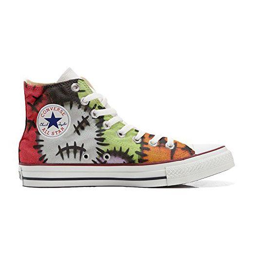 Converse All Star Hi Customized personalisierte Schuhe (Handwerk Schuhe) Fantasy
