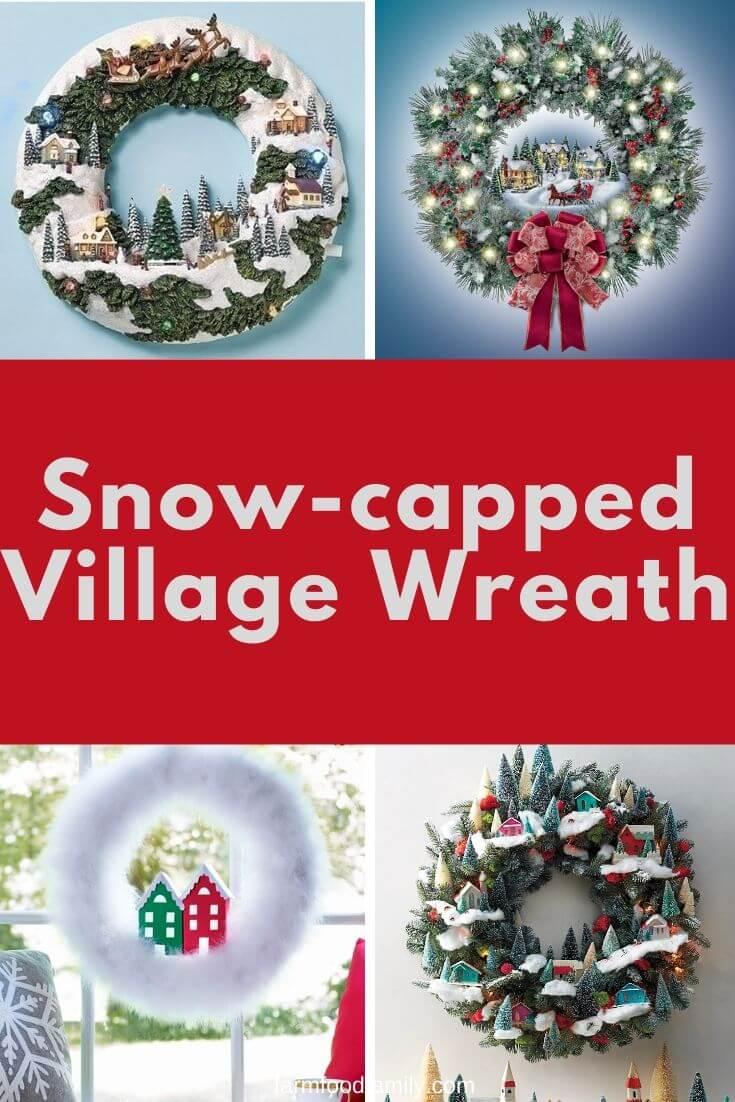 20+ Creative DIY Christmas Wreath Craft Ideas in 2020 ...