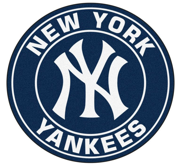 Font of the New York Yankees Logo | Yankees de nueva york, Yorke ...