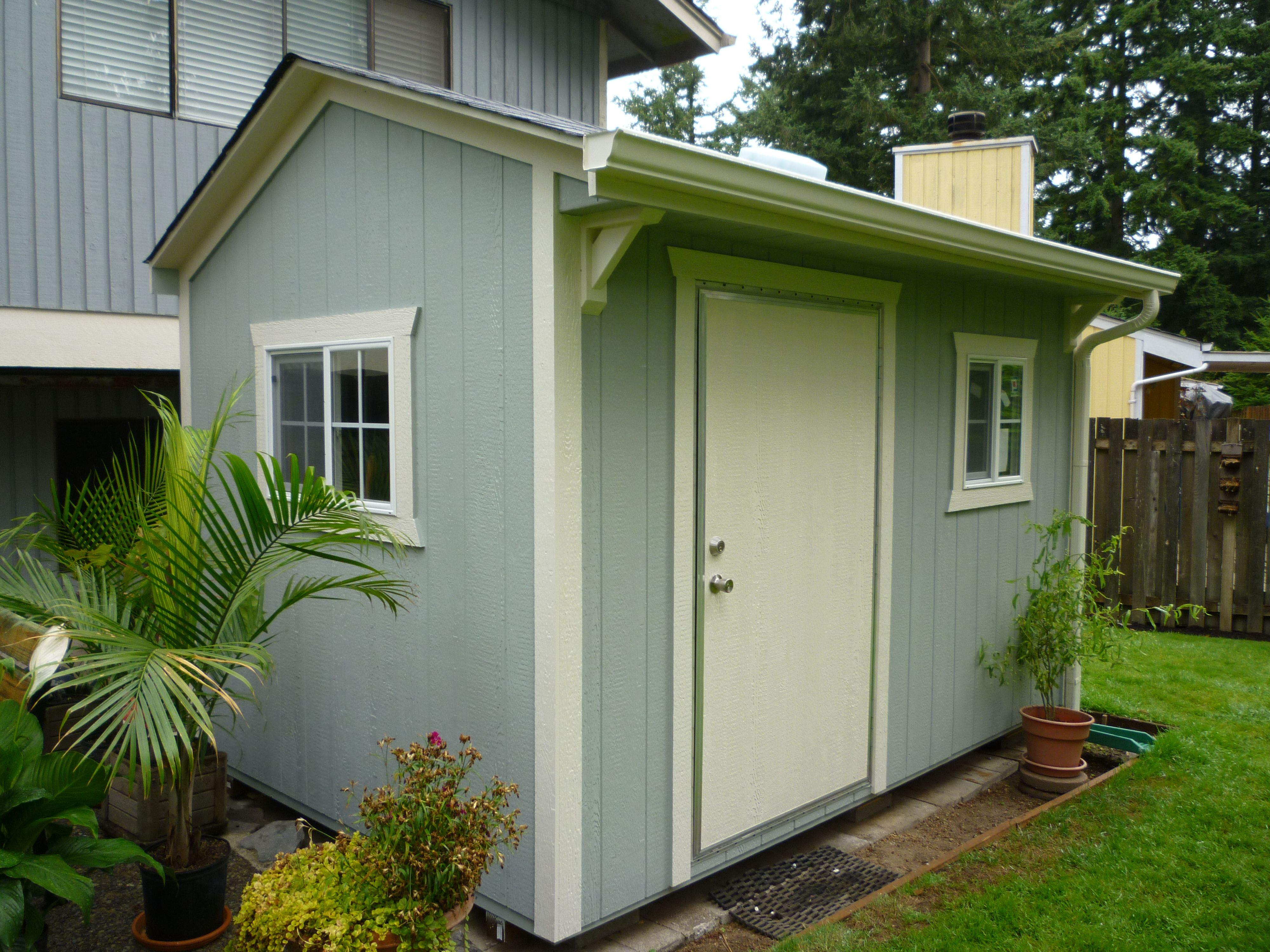 office garden shed. Storage, Garden Shed, Playhouse, Craft Room, Mother In Law Office Shed B