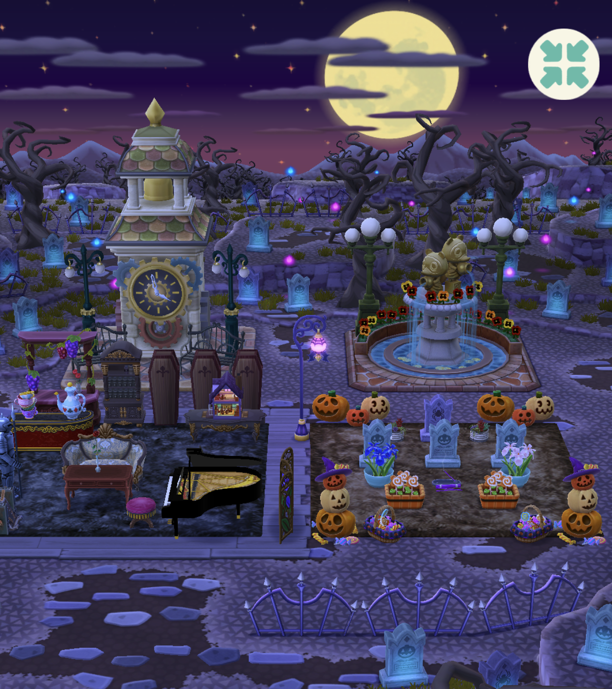 Haunted Mansion Please do not touch the demented