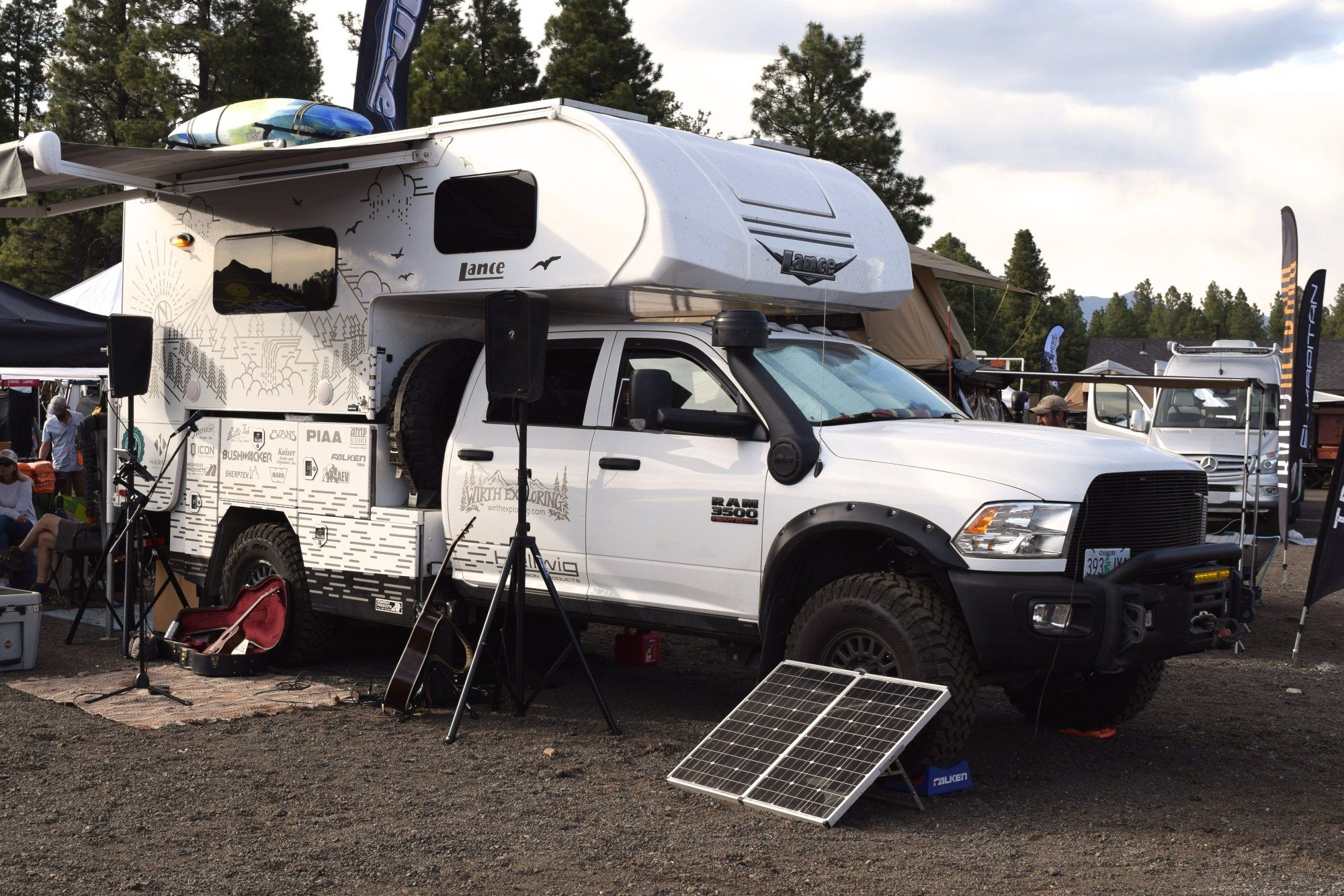 Best Expedition Truck Campers Of The 2018 Overland Expo Truck