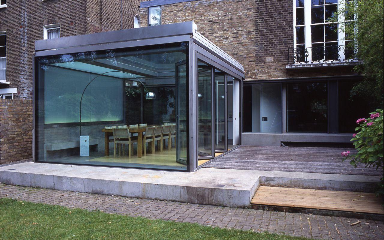 glazen aanbouw Architecture