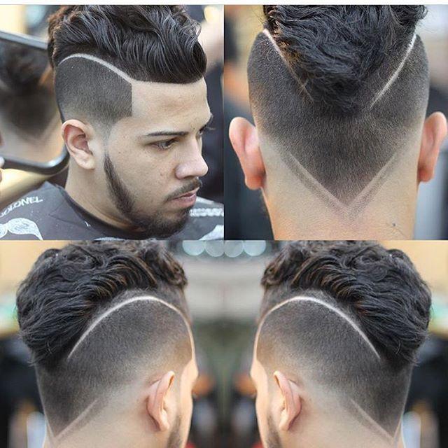 Pin En Barberos