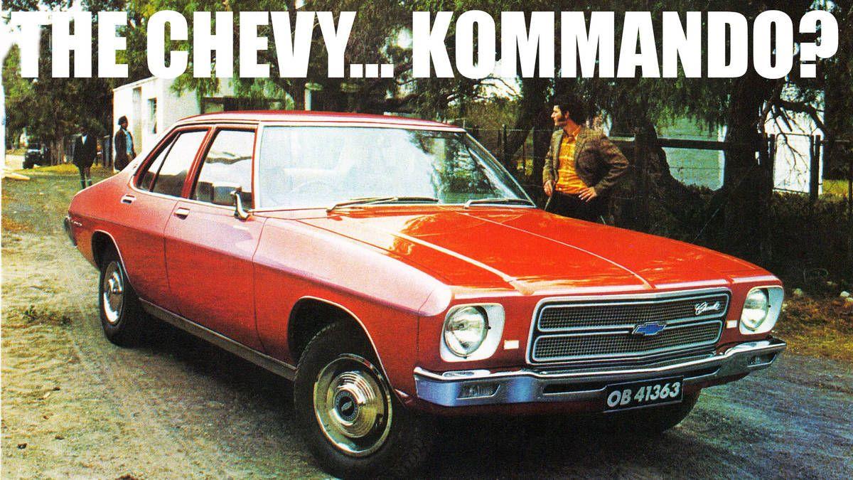 7 Chevrolet Sedans America Never Got Chevrolet Sedan Chevrolet