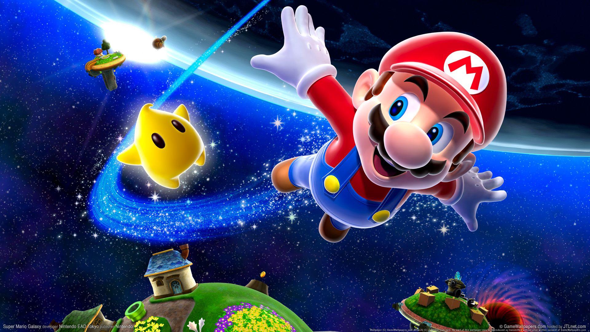 Sony Hack Reveals Plans For Mario Movie Super Mario Super Mario Galaxy Mario