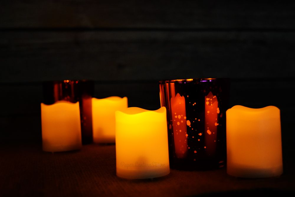 Flameless Led Candles Can Light Up Your Events Without Being Messy Wedding Ideas