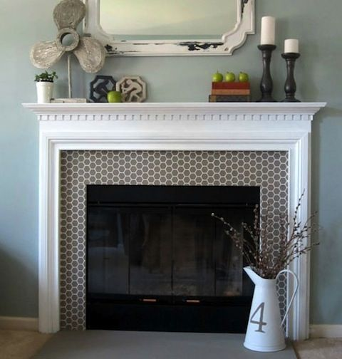 Best 25 White Mantle Ideas On Pinterest White Mantle