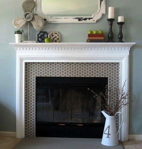 Best 10 White Mantle Ideas On Pinterest White Fireplace