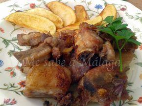 Esta receta se hace extensible para cualquier carne que se quiera cocinar al ajillo. En la Axarquía malagueña se prepara un chivo al ...