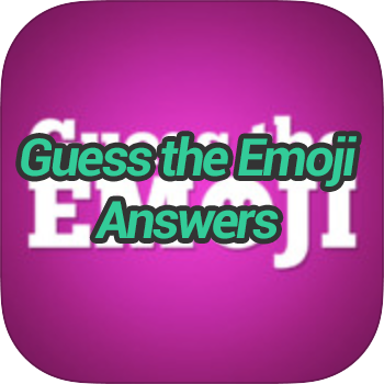 Guess The Emoji Answers Guess The Emoji Emoji Answers Guess The Emoji Answers