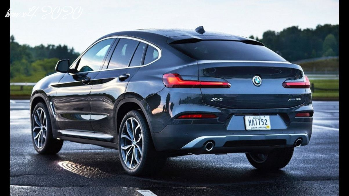 Bmw X4 2020 In 2020 Bmw X4 Bmw Bmw Touring