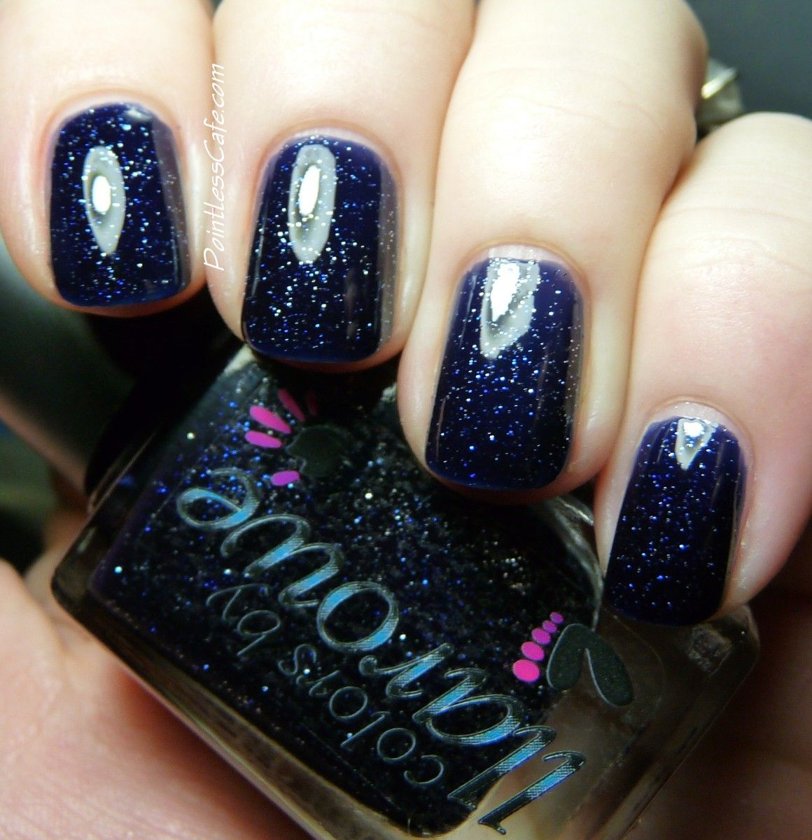 Twinkle twinkle little star in nail polishes pinterest
