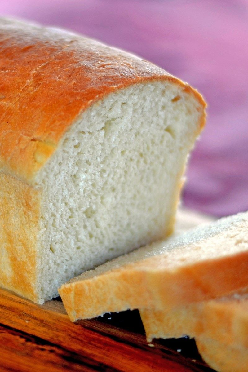 No Knead English Muffin Bread Recipe Homemadebread Bread Nokneeadbread Recipe Baking Recipes Kitchme English Muffin Bread Biscuit Recipe Baking Recipes