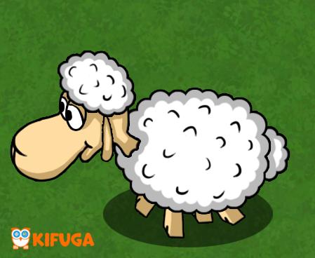 Schafe sind DAS Thema im neuen Spiel das demnächst erscheint.