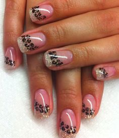 gel nail tip design ideasporcelanas e fibras de vidro - Nail Tip Designs Ideas