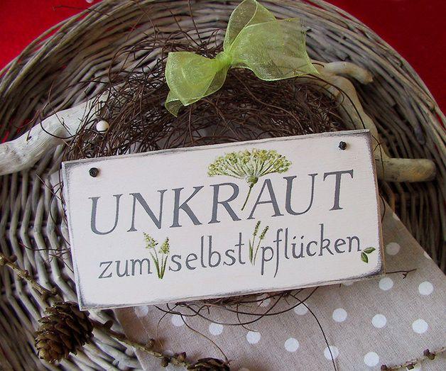 Reserviert Fur Maren Unkraut Zum Selbst Pflucken Unkraut Diy Deko Ideen Deko Ideen