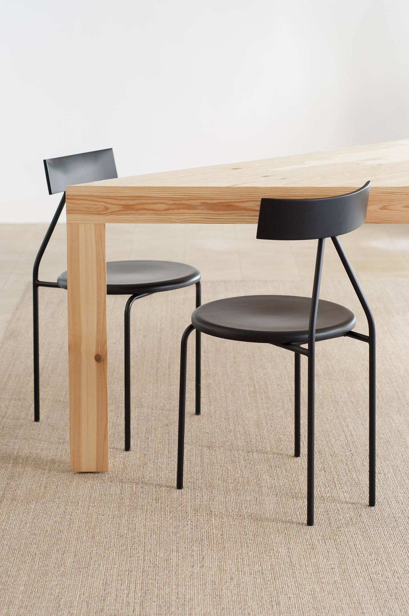 Gofi Chair Leibal Featuring Minimal And Functional