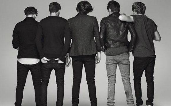 "One Direction domina capa da revista ""Fabulous""! - Play - CAPRICHO"
