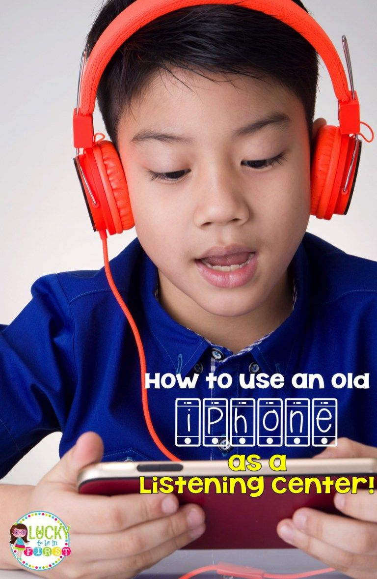 How to Use Old iPhones as Listening Centers! | Listening ...