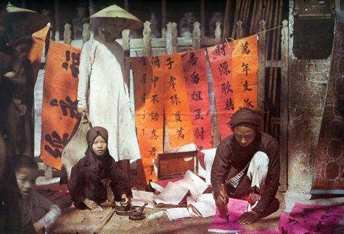 La strada di Hanoi in un giorno del Tet http://viaggivietnam.asiatica.com/