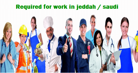 Jobs Vacancies In Jeddah Jeddah Job Job Opening