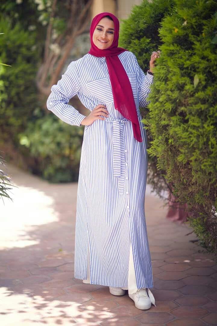 Pin by سارة طارق on hijab fashion   Hijab fashion, Clothes