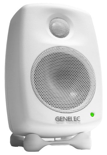 Genelec 6010a (active speakers) ideal for travelling (special cases available) and PC