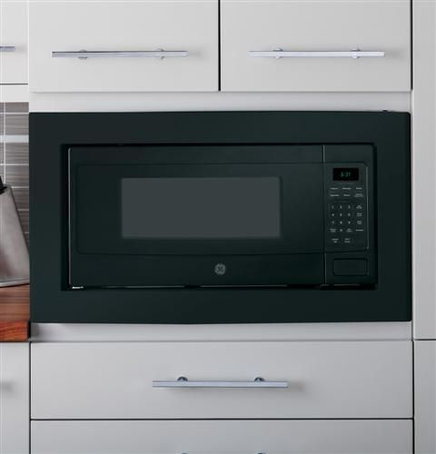 Optional Built In Trim Kit Countertop Microwave Oven Microwave