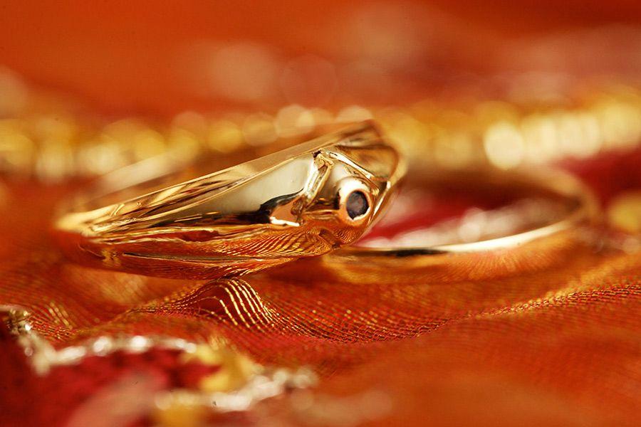 engagement ring wedding rings traditional cultural weddings indian hindu wedding details simple - Indian Wedding Rings