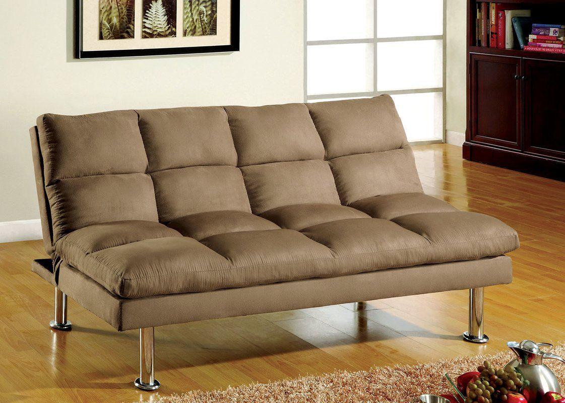 Latitude Run Mcneel Adjustable Sofa   Wayfair   Sofa bed ...