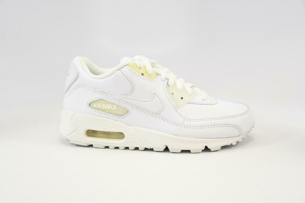 quality design ca22b cca00 eBay #Sponsored Nike Air Max 90 GS Vintage White 307793 111 ...